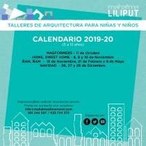 TALLERES 2019-2020 (5-12 años)